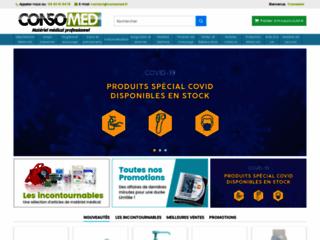 Détails : Consomed, boutique des professionnels de la santé