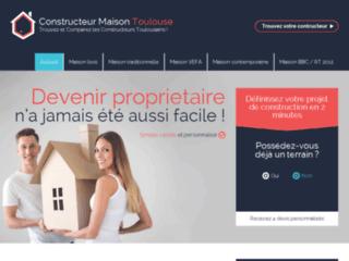 Détails : Constructeur de maison à Toulouse