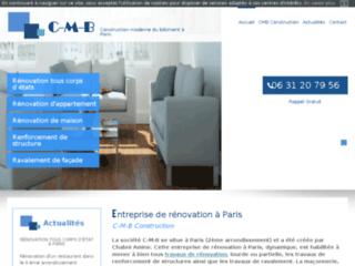 Détails : Société de rénovation d'appartements, Paris
