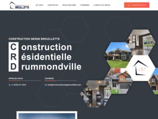 Détails : Entrepreneur en construction