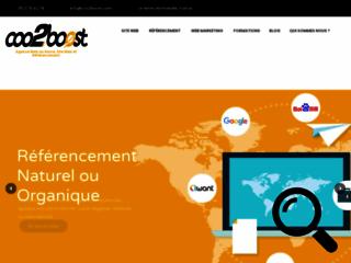 Coo2boost, votre agence digitale