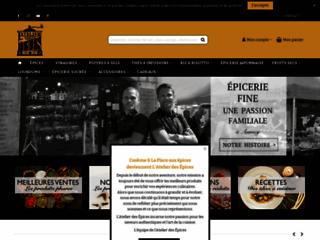 Détails : Epices, Poivres, Sels, Thés du monde en ligne ! - Cookme-Shop