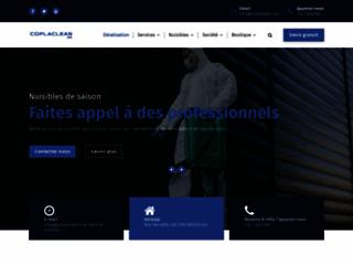 Détails : Coplaclean : Société de dératisation désinfection
