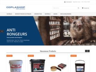 Boutique Coplashop : Produits lutte désinsectisation