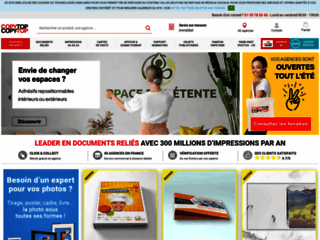 Détails : COPY-TOP, Imprimerie numérique pour entreprises