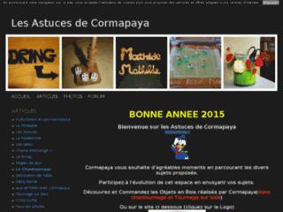 Les Astuces de Cormapaya