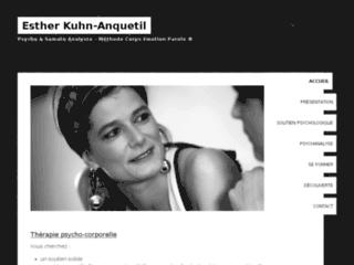 Détails : Esther Kuhn Anquetil : Traitement pour le surmenage (73)