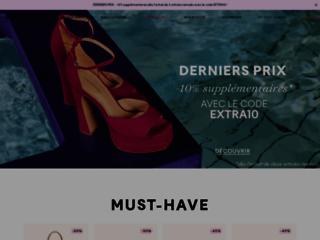 Détails : Cosmoparis, la vente de chaussure femme mode, tendance et chic