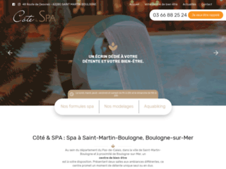 Côté & Spa, centre de bien être à Saint Martin Boulogne