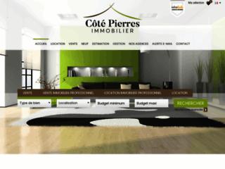 Détails : Côté Pierres Immobilier, agence immobilière à Nîmes