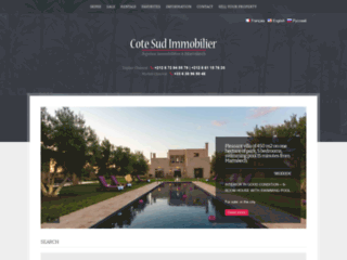 Cote Sud - Agence  Immobilier