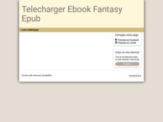 Livres Fantasy à Télécharger