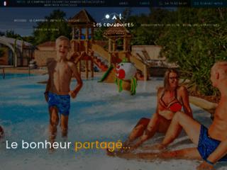 Détails : Camping avec espace aquatique en Ardèche