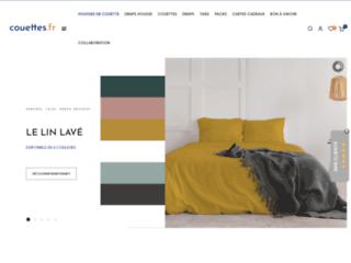 Du linge de lit moderne pour sublimer vos nuits