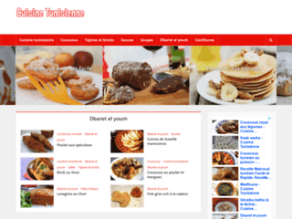 Détails : Cuisine et recette tunisienne