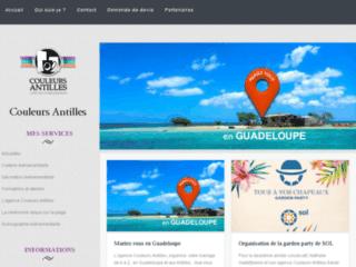 Décoration mariage Guadeloupe - Couleurs Antilles