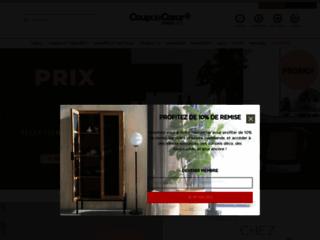 Détails : Coup de Cœur Design, meubles haut de gamme