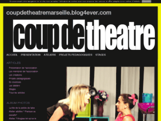 Coup de Theatre marseille