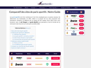 Coupedumonde.fr, Blog d'information dédié aux parieurs sportifs