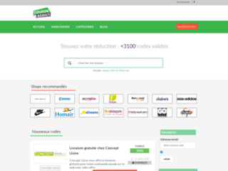CouponAddict : réducs et codes promo