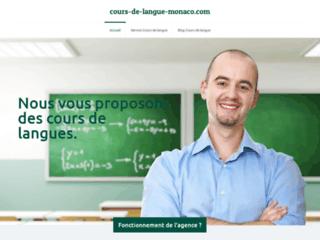 Apprenez 5 différentes langues avec votre agence de Monaco