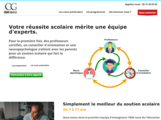 Détails : Soutien scolaire Toulouse