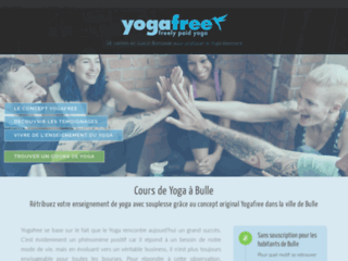 Yoga Libre Bulle, initiation au yoga