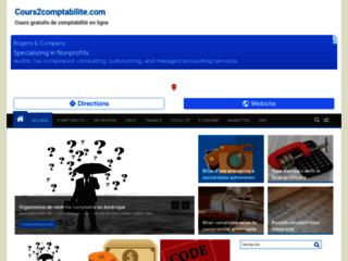 Détails : Guide de cours de comptabilité gratuits en ligne à apprendre