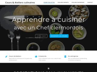 Cours de cuisine à Clermont-Ferrand