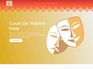 Détails : Cours théâtre pour amateurs