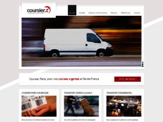 Détails : Coursier Paris