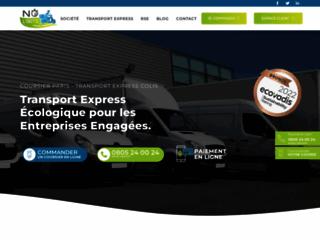 Détails : No Limits, coursier Paris & Île-de-France