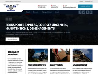 DSC TransDem : Société des coursiers en région parisienne