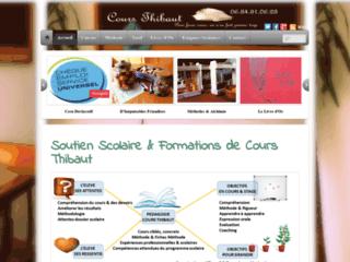 Détails : Cours Thibaut Cours Particuliers Pau