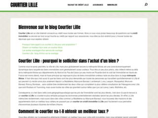 Détails : Courtier Lille, blog sur le métier de courtage