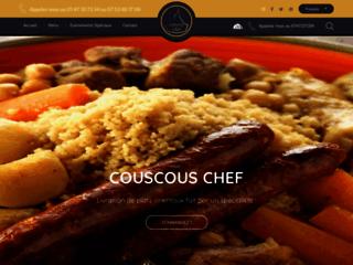 Livraison de couscous