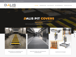 Dalis Pit Covers - Couverture de fosse