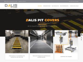 Dalis Pit Cover - Spécialiste de la couverture de fosse de maintenance