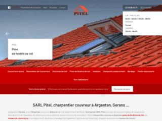 SARL Pitel : charpentier couvreur à Argentan, Serans