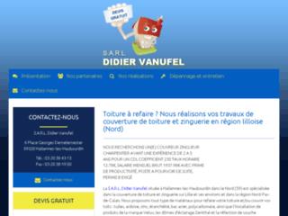 Détails : Dépannage de couvertures, Nord-Pas-de-Calais