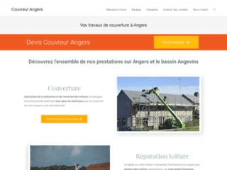 Le devis gratuit de votre couvreur à Angers