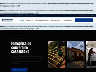 Couvreur-charpente.com