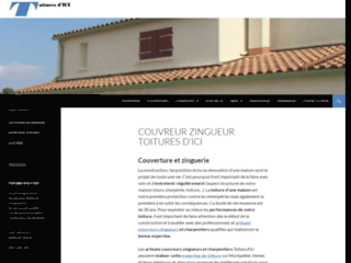 Toitures d'Ici : artisans couvreurs zingueurs sur Montpellier et Nimes