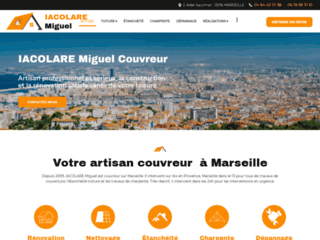 IACOLARE Miguel couvreur