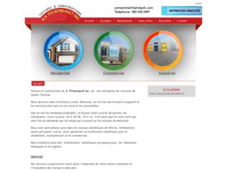 Détails : A.S. Filiatreault offre des bardeaux d'asphalte, membrane toiture à Montréal