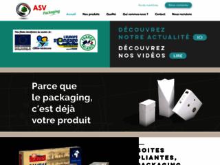 Détails : entreprise de packaging alimentaire