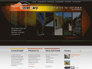 Covertarp Baches Toiles Filets