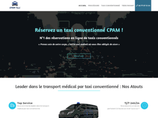 CPAM Taxi