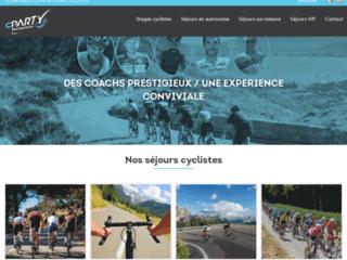 Détails : Cparty Bike Experience