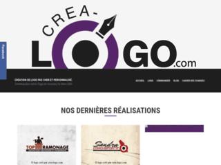Crea-logo.com, créateur de logo professionnel